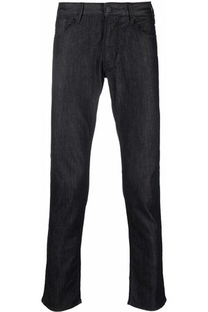 Emporio Armani Herre Straight - Slim-cut jeans