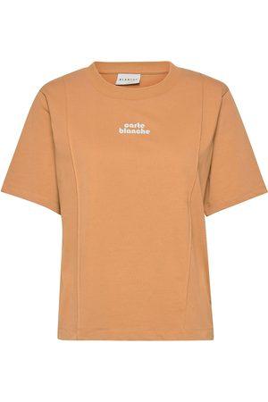 Blanche Dame Kortermede - Maintain Carte S/S T-shirts & Tops Sleeveless