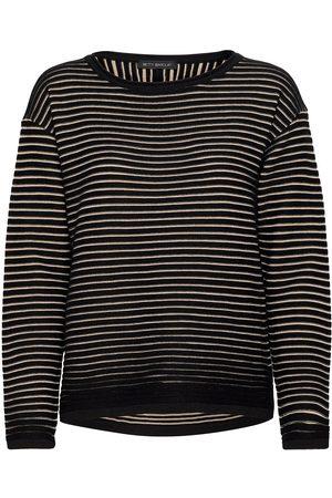Betty Barclay Knitted Pullover Short 1/1 Sle Strikket Genser