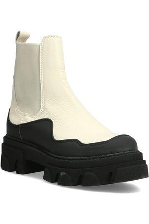 Steve Madden Merilyn Shoes Boots Ankle Boots Ankle Boot - Heel Svart