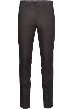 Matinique Malas Dressbukser Formelle Bukser Grå