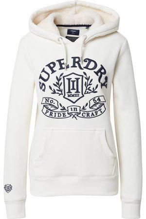 Superdry Dame Sweatshirts - Sweatshirt 'PRIDE IN CRAFT