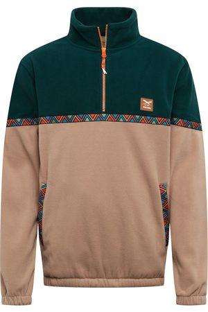 Iriedaily Herre Sweatshirts - Sweatshirt 'Monte Noe Troyer
