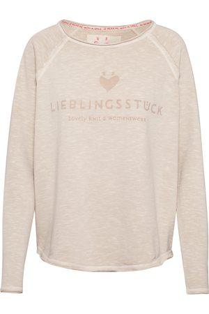 LIEBLINGSSTÜCK Dame Sweatshirts - Sweatshirt 'Cathrina EP