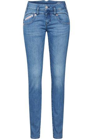 Herrlicher Dame Straight - Jeans 'Pearl
