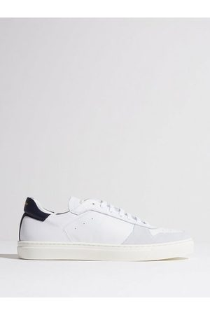 Jim Rickey Wing - Cow Leather Sneakers White