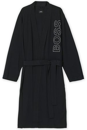BOSS Herre Morgenkåper - Identity Kimono Black