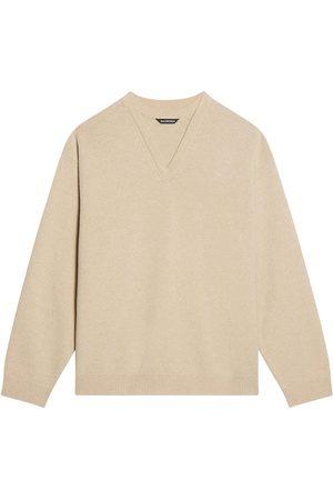 BALENCIAGA Wool Jersey Sweater
