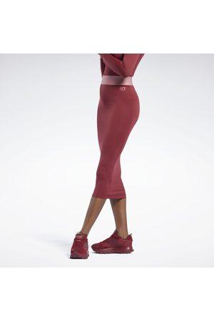 Reebok Cardi B Rib Skirt