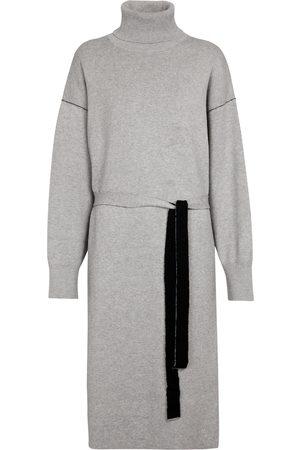 Proenza Schouler White Label cotton-blend knit midi dress