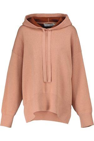 Proenza Schouler White Label cotton-blend knit hoodie