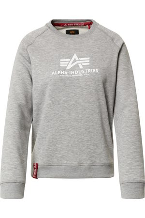 ALPHA INDUSTRIES Dame Sweatshirts - Sweatshirt