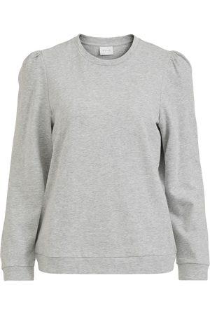 VILA Dame Sweatshirts - Sweatshirt 'Rustie