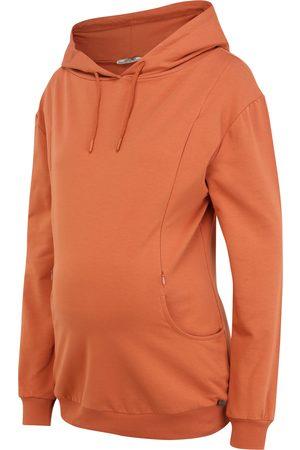LOVE2WAIT Sweatshirt 'Hoody Nursing Pockets