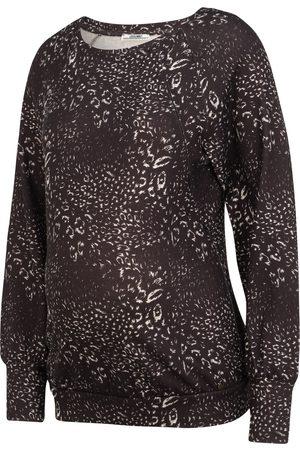 LOVE2WAIT Dame Sweatshirts - Sweatshirt 'Sweater Nursing AOP