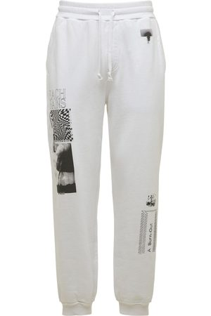 BEACH BRAINS Herre Joggebukser - Cluster Cotton Sweatpants