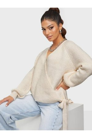 ONLY Dame Cardigans - Onlmia L/S Wrap Cardigan Knt Noos