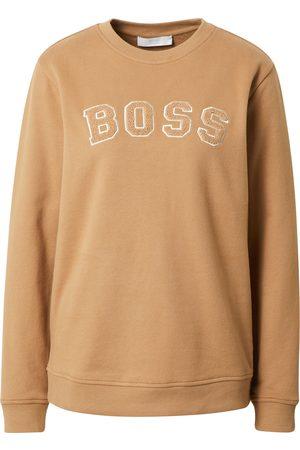 HUGO BOSS Dame Sweatshirts - Sweatshirt 'Esety
