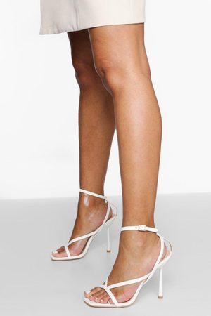 Boohoo Strappy 2 Part Sandal