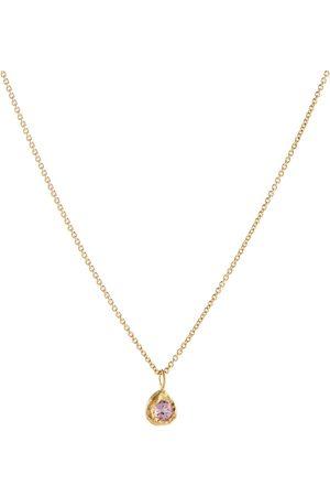 ELHANATI Palmira 18kt gold necklace with sapphire