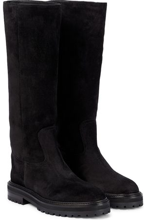 Jimmy Choo Yomi suede knee-high boots