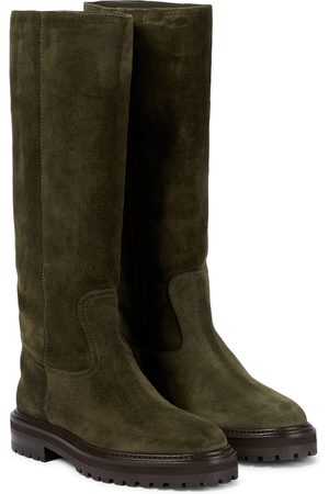 Jimmy Choo Yomi knee-high suede boots