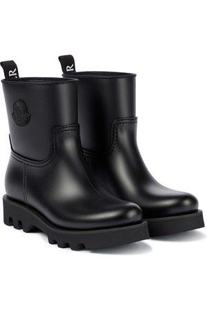 Moncler Ginette rain boots