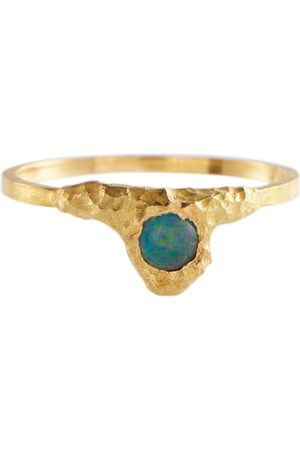ELHANATI Exclusive to Mytheresa – 18kt gold ring with opal