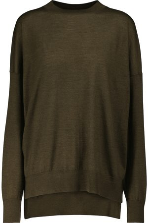 The Row Ducle cashmere and silk sweater