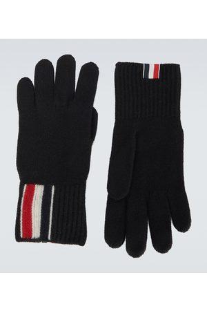 Thom Browne Herre Hansker - Merino wool gloves
