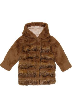 Chloé Kids Jente Pelsjakker - Faux fur coat