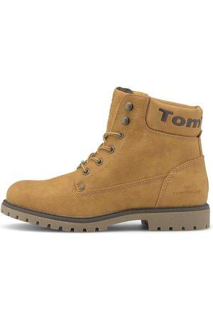 TOM TAILOR Dame Skoletter - Ankelstøvlett med snøring
