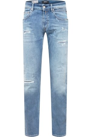 REPLAY Herre Straight - Jeans 'GROVER