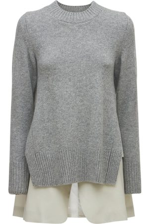 SACAI Wool Knit Sweater