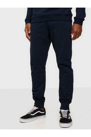 Bread & Boxers Herre Loungewear - Lounge Pant Bukser Navy