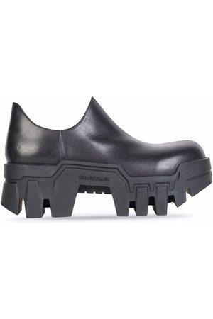 Balenciaga Dame Loafers - Bulldozer platform shoes