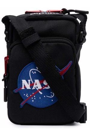 Balenciaga Herre Skuldervesker - Space phone holder messenger bag