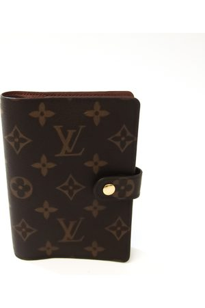 LOUIS VUITTON Pre-owned A6 Planner Cover PM R20005