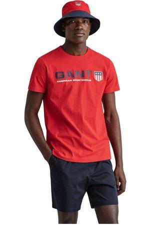 GANT Herre Kortermede - T-Shirt