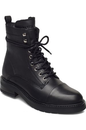 Pavement Charley Wool Shoes Boots Ankle Boots Ankle Boot - Flat