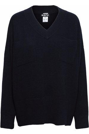 Hope Cash Sweater Strikket Genser