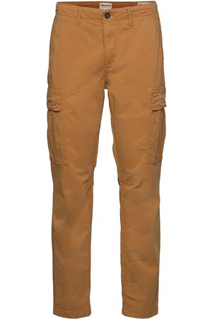 Timberland Gd Core Twill Cargo Trousers Cargo Pants Brun