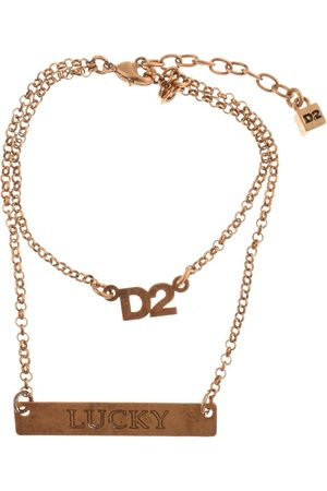Dsquared2 Two Chain Bracelet