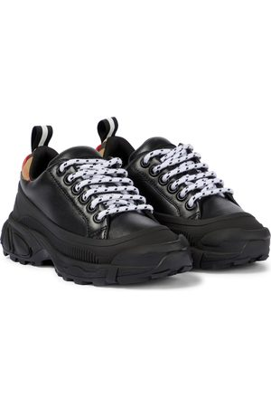 Burberry Gutt Sneakers - Leather sneakers