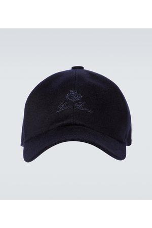Loro Piana Herre Capser - Cashmere baseball cap