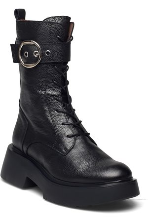 Wonders C-6704 Shoes Boots Ankle Boots Ankle Boot - Flat