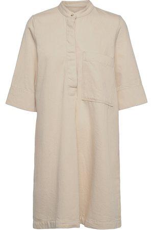 Norr Nolan Denim Dress Kort Kjole