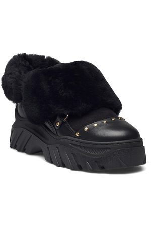 INUIKII Trekking Plain Shoes Boots Ankle Boots Ankle Boot - Flat