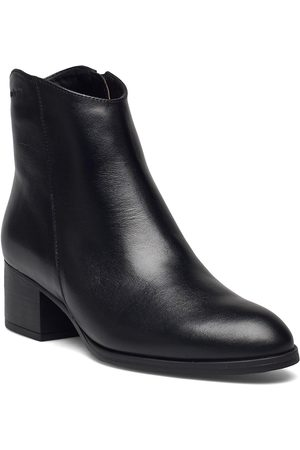Wonders G-5130 Shoes Boots Ankle Boots Ankle Boot - Heel