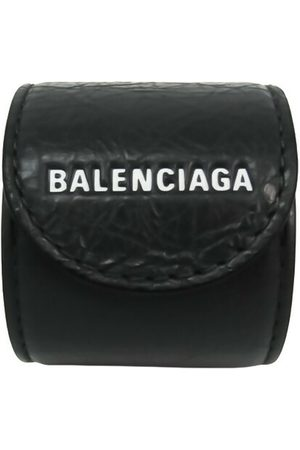 Balenciaga Armbånd - Pre-owned Cycle 483272 Leather Bangle